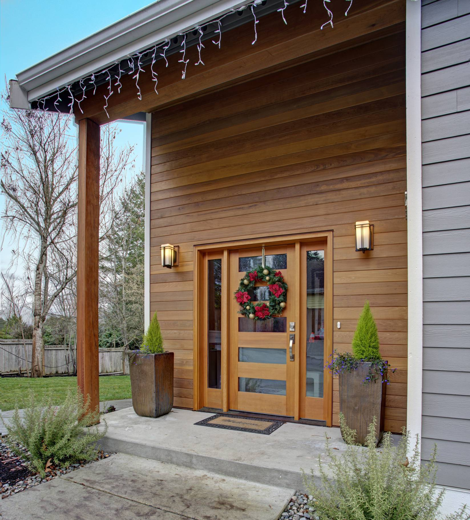 coût bardage bois composite
