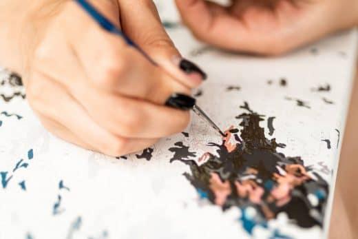 Art Therapie Quels Sont Les Bienfaits De La Peinture Par Numeros